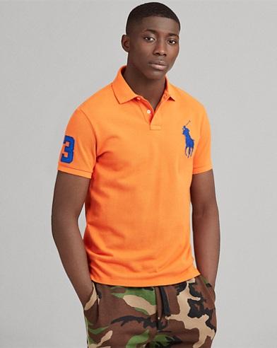 c433ace8a Men's Polo Shirts - Long & Short Sleeve Polos | Ralph Lauren