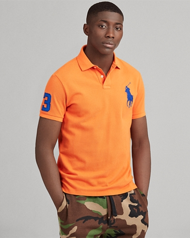 23682be37 Classic Fit Mesh Polo Shirt. Take 30% off. Polo Ralph Lauren