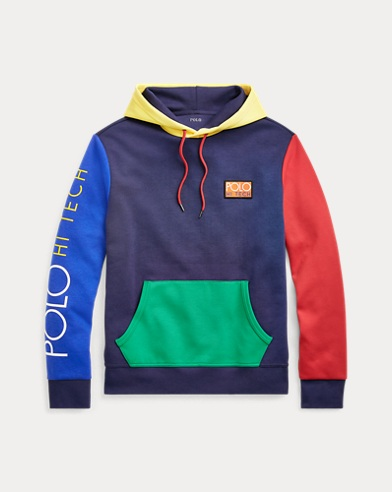 Hi Tech Color-Block-Kapuzenshirt