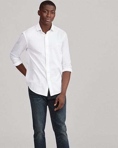 Custom Slim Fit Mesh Shirt