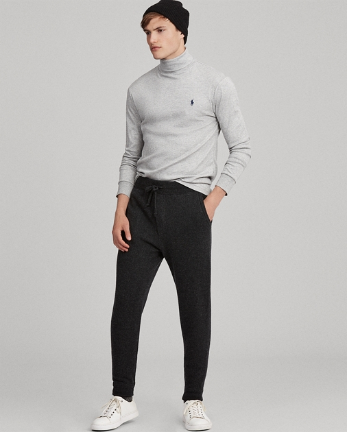 Polo Ralph Lauren Soft-Touch Cotton Turtleneck