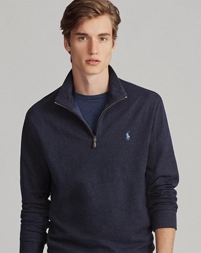 Herringbone Knit Pullover