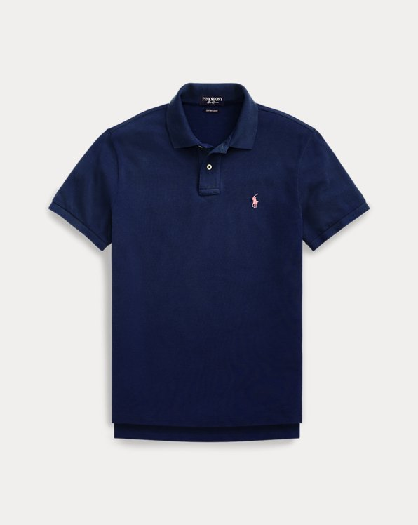 Pink Pony Custom Slim Fit Polo