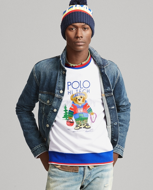 65399049 Polo Ralph Lauren Hi Tech Bear Sweatshirt 1