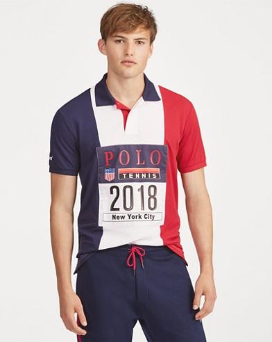 US Open Piqué Polo Shirt