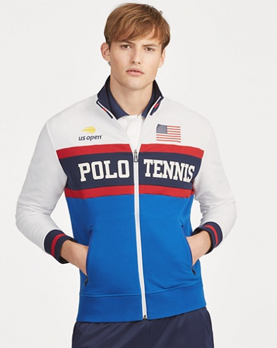 US Open Track Jacket