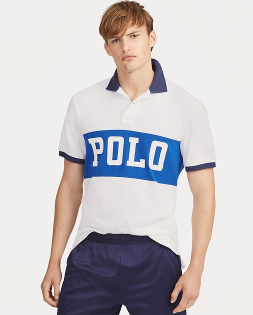 2ceb583b Polo Ralph Lauren US Open Mesh Polo Shirt 1