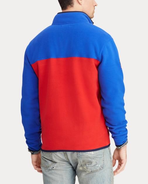 f02524418a3dd0 Polo Ralph Lauren Hi Tech Colour-Blocked Pullover 5