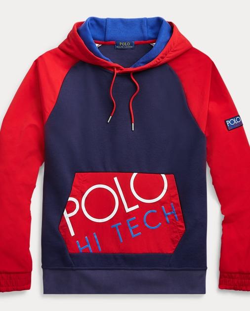 aacf82a83 Polo Ralph Lauren Hi Tech Hybrid Hoodie 2