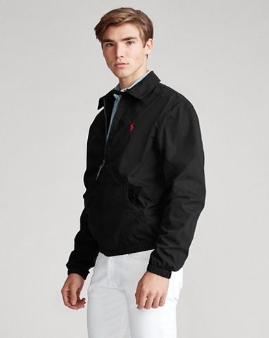 Bayport Cotton Windbreaker
