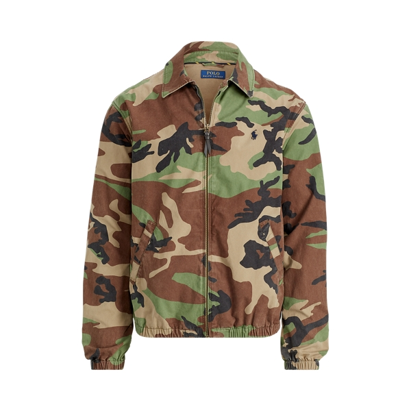 폴로 랄프로렌 Polo Ralph Lauren Bayport Camo Jacket,Surplus Camo