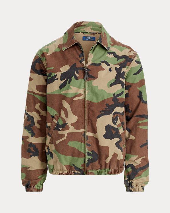 Bayport Camo Jacket