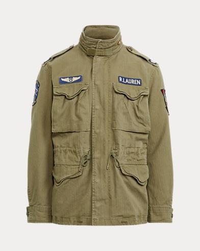 baad8c059518 Men s Winter Coats, Pea Coats,   Jackets   Ralph Lauren