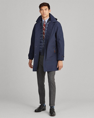 3-in-1 Commuter Coat