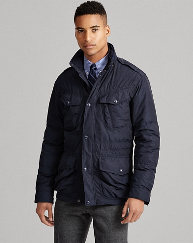 Down Field Jacket