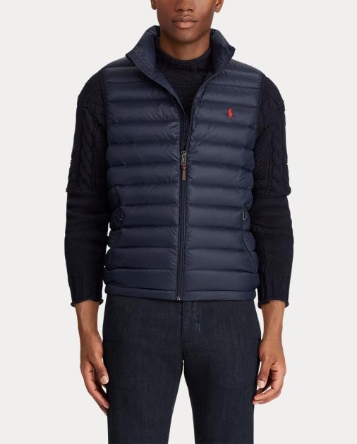 3885c54a90698 Polo Ralph Lauren Packable Down Vest 4