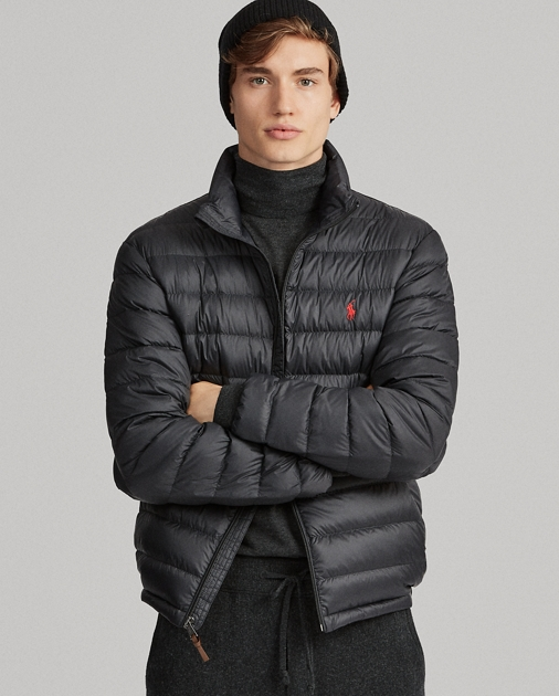 f354baf25 Packable Quilted Down Jacket