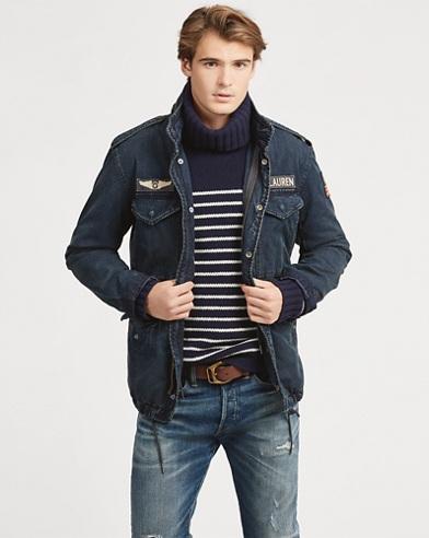 Denim Field Jacket