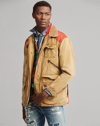 Jacket & Reversible Vest