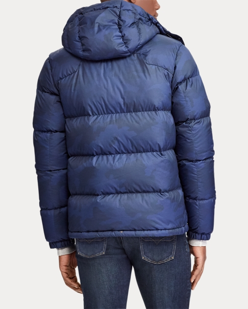 Polo Ralph Lauren Water-Repellent Down Jacket 5 04d3e67680