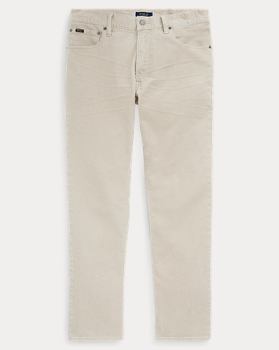 Straight Fit Corduroy Pant