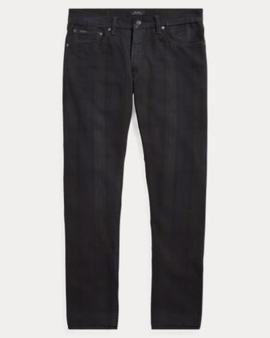 Sullivan Slim Tartan Jean