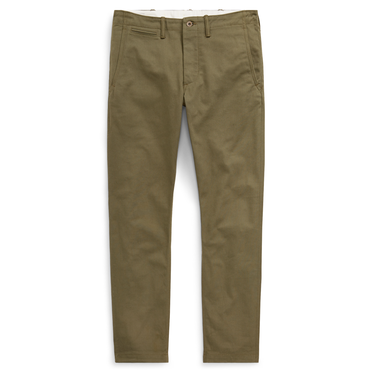 2fd0449155 Tapered Fit Selvedge Chino