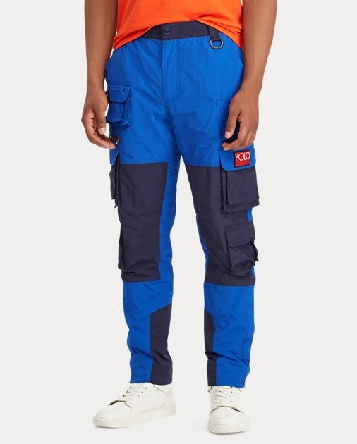 a77877b47c3c17 Polo Ralph Lauren Hi Tech Colour-Blocked Trouser 3