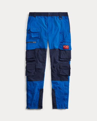 Hi Tech Color-Blocked Pant
