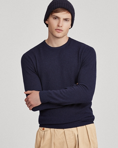 Washable Cashmere Jumper