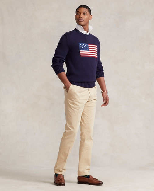 Polo Ralph Lauren The Iconic Flag Jumper 3