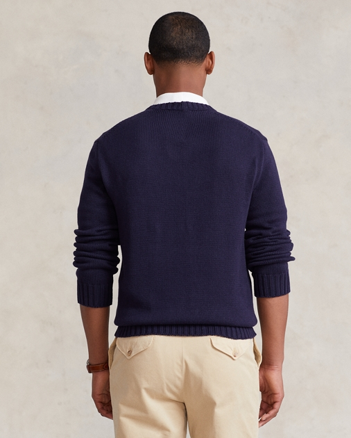 Polo Ralph Lauren The Iconic Flag Jumper 5