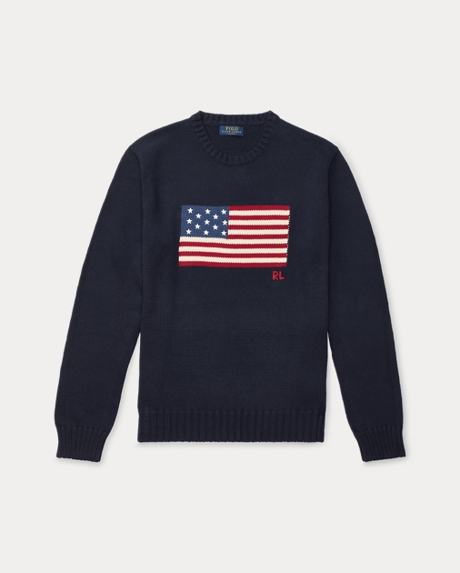 Iconic Iconic The Sweater Flag Sweater The Flag The T1JFKc3l