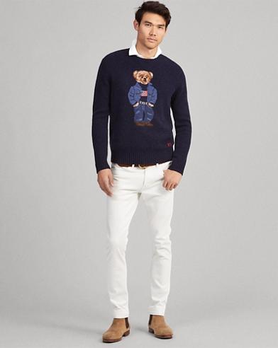 e24282596318 Polo Bear Wool Sweater