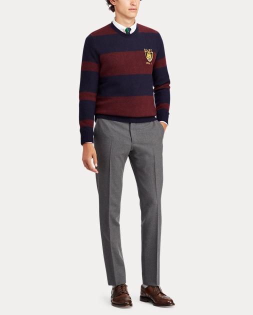 Wool Wool Striped Merino Merino Striped Sweater Striped Wool Merino Wool Sweater Striped Sweater Merino 80nPkOw