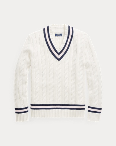 Pink Pony Cricket Sweater