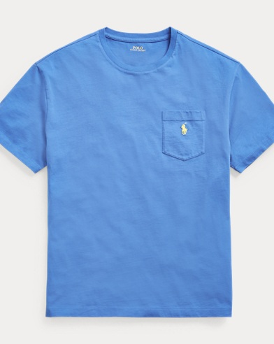 Classic Fit Pocket T-Shirt