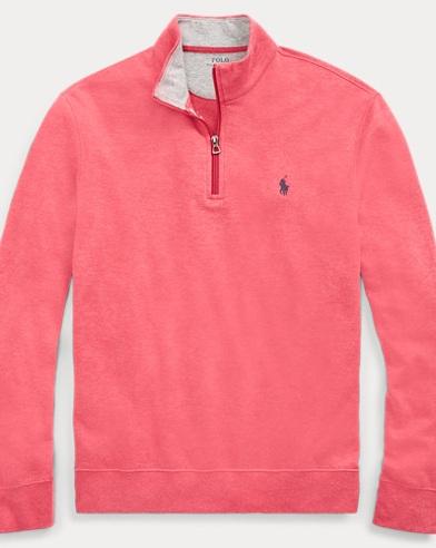 Luxury Jersey Pullover