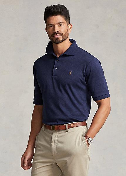 Polo RalphLauren Soft Cotton Polo Shirt