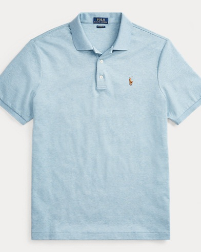 Classic Fit Interlock Polo