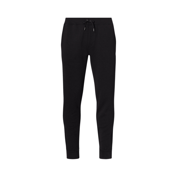 Polo Ralph Lauren Men's Performance French Terry Jogger Track Pants In Polo Black