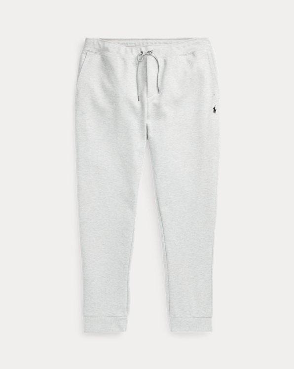 Pantalón jogger de punto doble