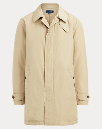 Water-Repellent Coat