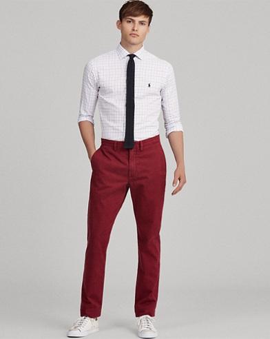 Classic Fit Tattersall Shirt