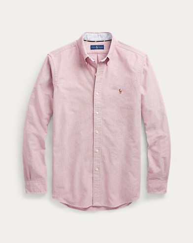 Camicia Oxford Classic-Fit