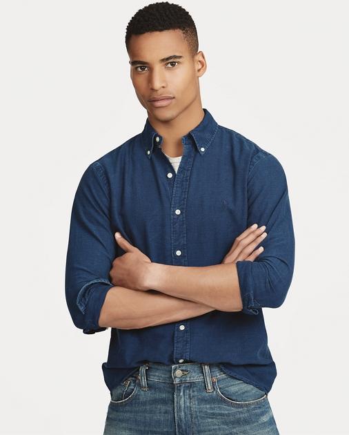 d1f21c0b9ddb Polo Ralph Lauren Slim Fit Oxford Shirt 1