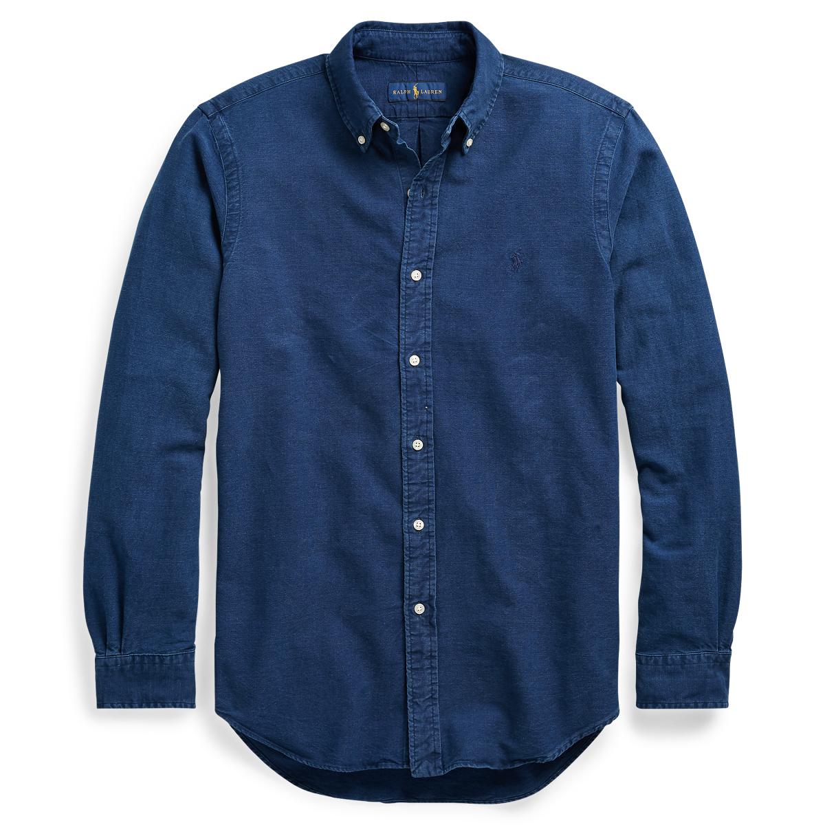 Slim Fit Oxford Shirt 564b5ea2f8a14