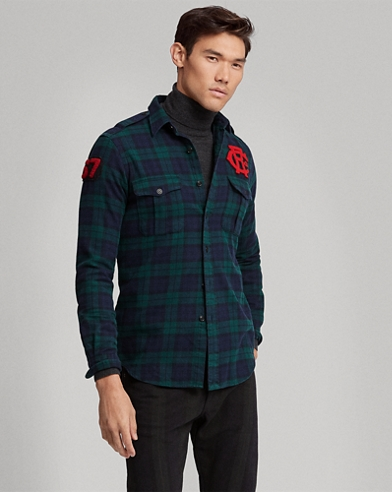 Classic Fit Tartan Workshirt