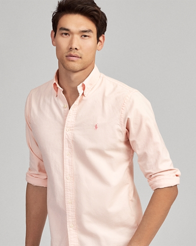 Pink Pony Classic Fit Shirt