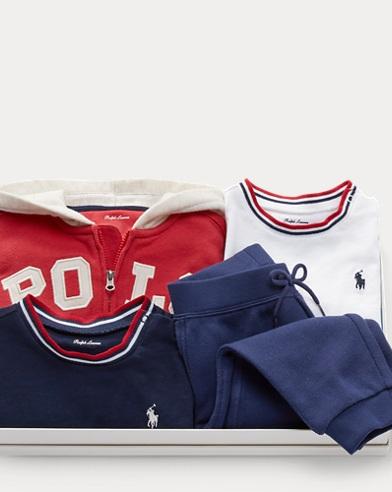 Sporty 4-Piece Gift Set